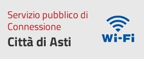 Servizio pubblico di connessione Città di Asti