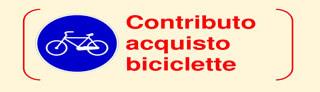 Contributo acquisto biciclette