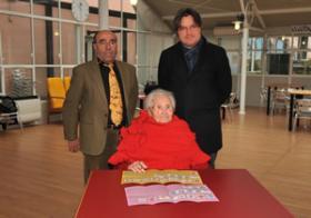 Elettrice centenaria